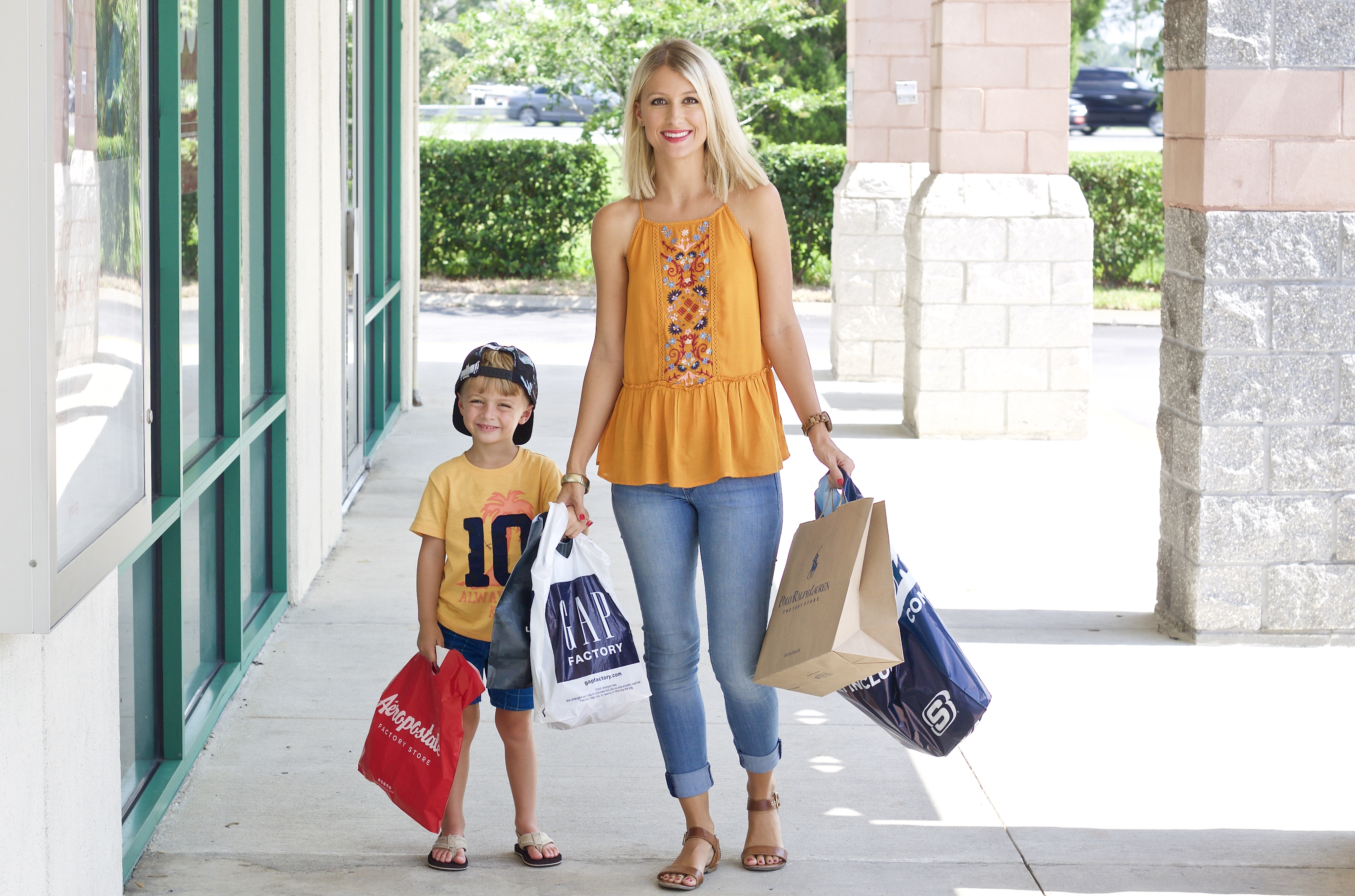 St Augustine Premium Outlets School Shopping